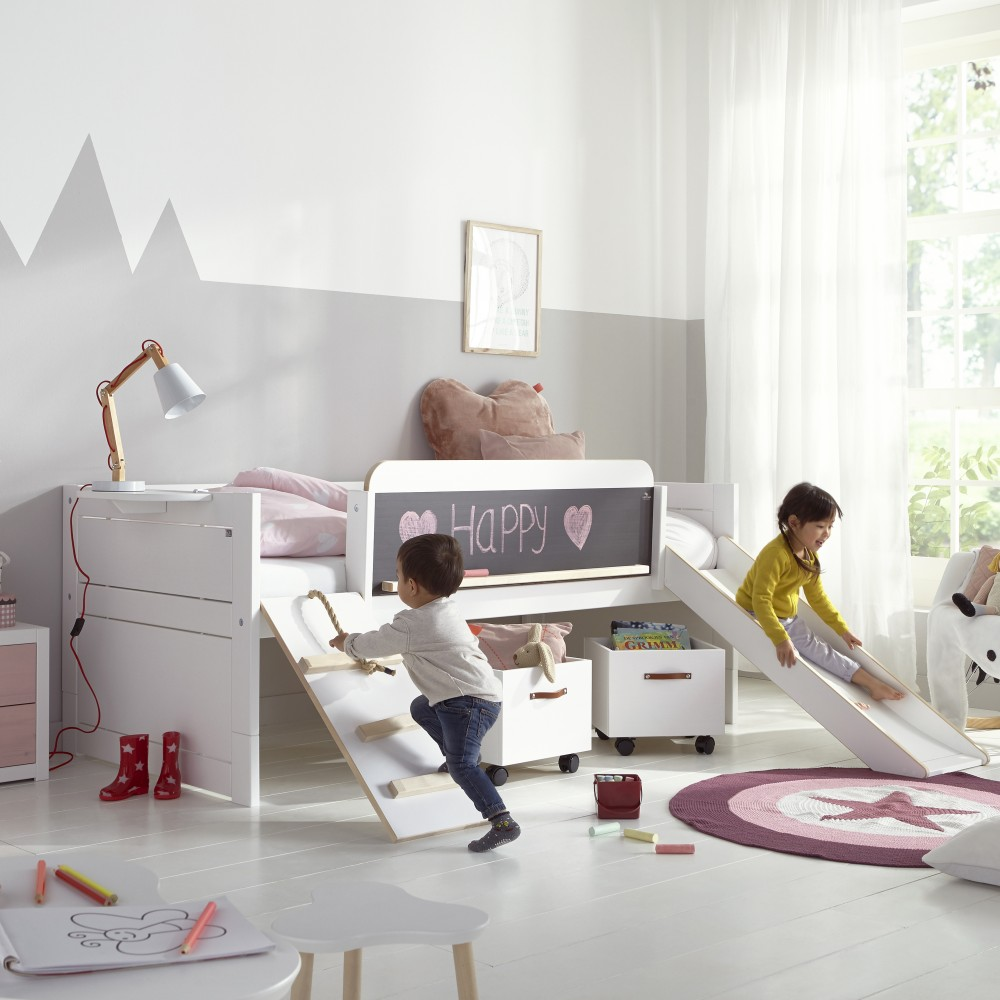 comment choisir un lit toboggan planete maman. Black Bedroom Furniture Sets. Home Design Ideas